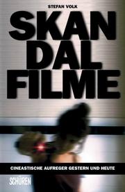 Buchcover 'Skandalfilme'
